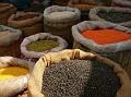 Lentil beans in Jodphur market