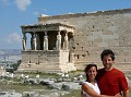 Us at Erechtheion, Prostasis of Koryatides 421 - 405 BC
