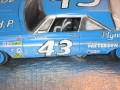 Lindburg 1964 Plymouth stock car #43 Richard Petty