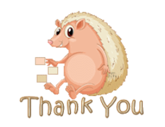 Thank You - CutePorcupine