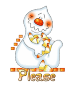 Please - CandyCornGhost