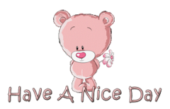 Have A Nice Day - ShyTeddy