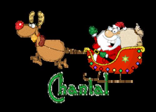 Chantal - SantaSleigh
