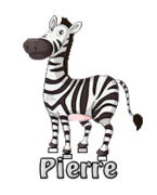Pierre - DancingZebra