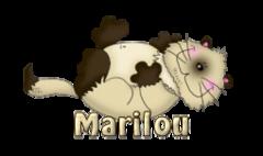 Marilou - KittySitUps