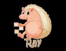 Ray - CutePorcupine