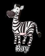 Ray - DancingZebra