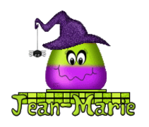 Jean-Marie - CandyCornWitch