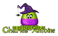 Charles-Antoine - CandyCornWitch