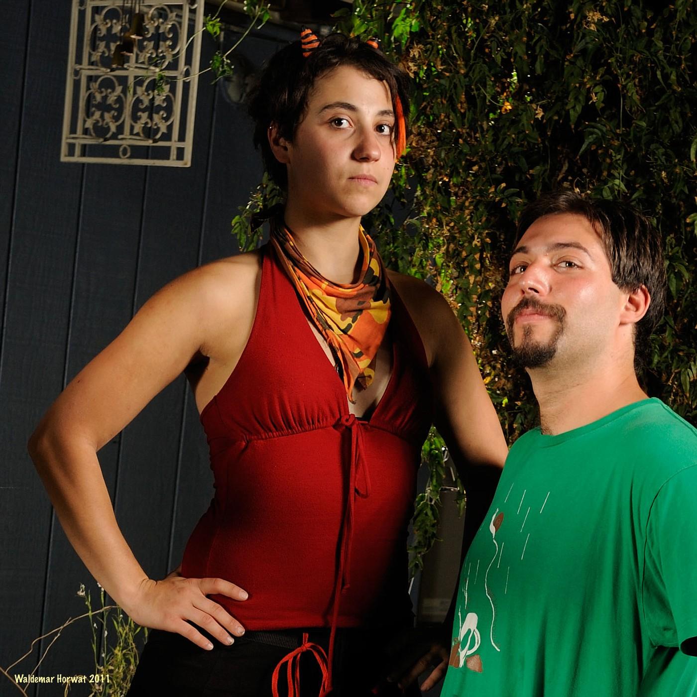 Ellie and Jordan