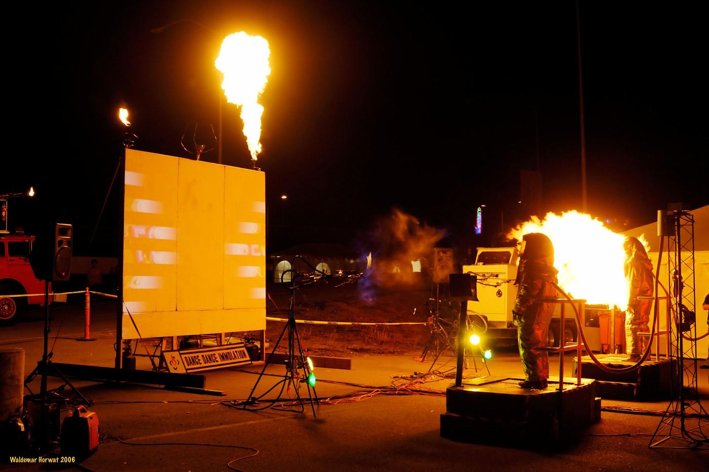 Dance Dance Immolation