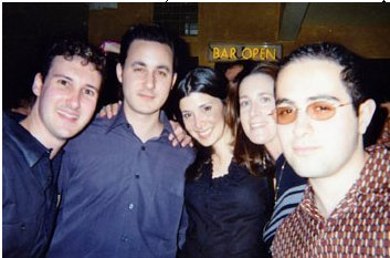 '92 party at Eugenes