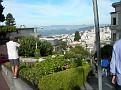 Top of Lombard Street
