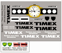 Timex-Johnny Green