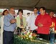 Pres Chavez & Pres Preval