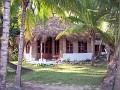 Maison sur la plage de Kabik