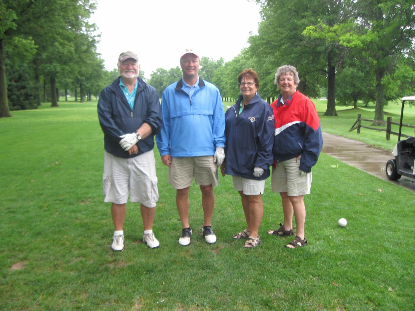 Ron & Scott Trail, Dottie Ramsey, Sue Coleman