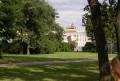 За парком – арка Генерального штаба