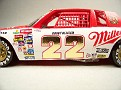 1985 Bobby Allison detail