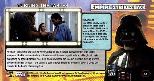2010 Empire Strikes Back 3Di album | Cardboard History