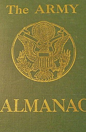 Army Almanac - A Book of Facts Concerning the United States Army, The