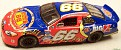 2000 Darrell Waltrip Flames Action