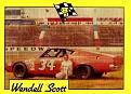 1991 K & M Sports Legends Wendell Scott #WS25 (1)