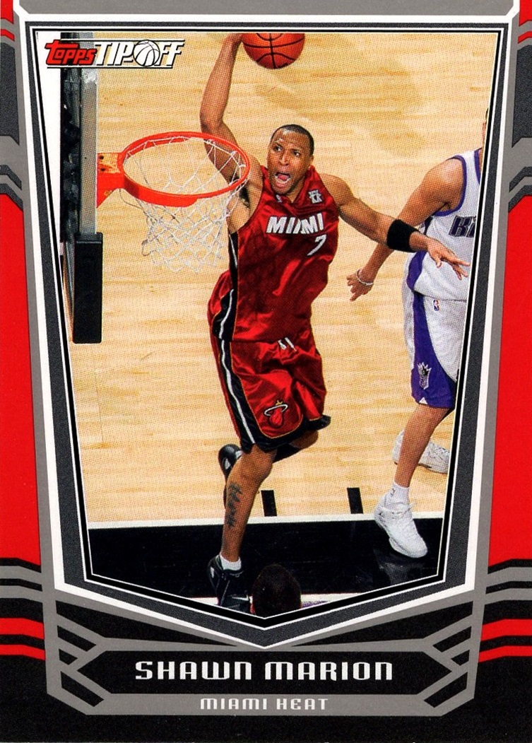 2008-09 Topps Tipoff Red #037 (1)