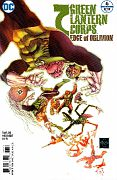 Green Lantern Corps Edge of Oblivion #6