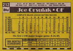 1990 Topps #212 (2)
