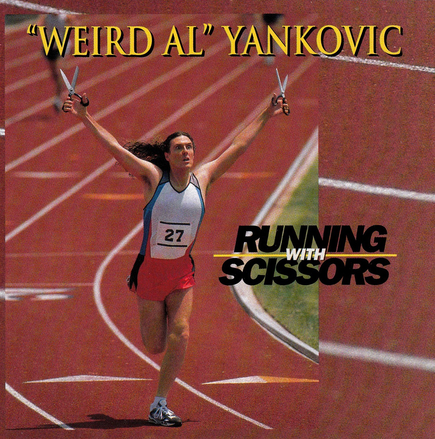 Weird Al Running with Scissors