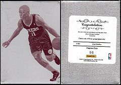 2012-13 Totally Certified Printing Plate Magenta #104
