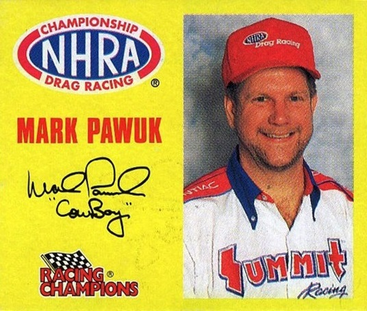 Drag Racing Champions 1-144th 1997 Mark Pawuk (1)
