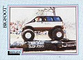 1988 Leesley Bigfoot #068