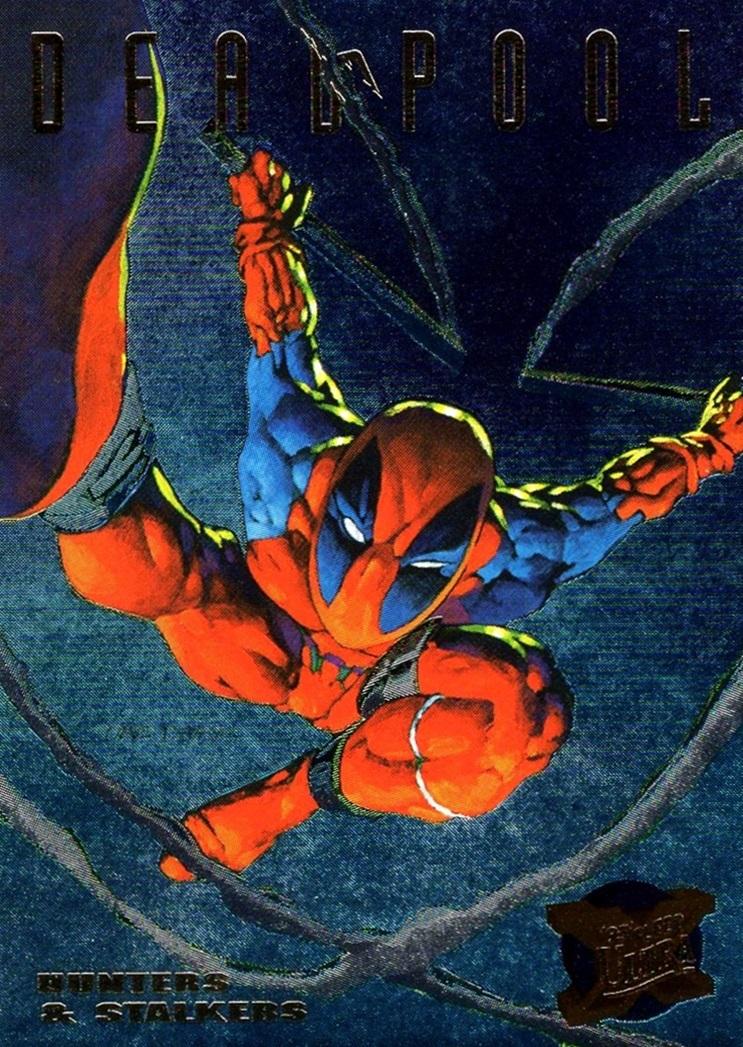 1995 Ultra X-Men Hunters & Stalkers 33 (1)