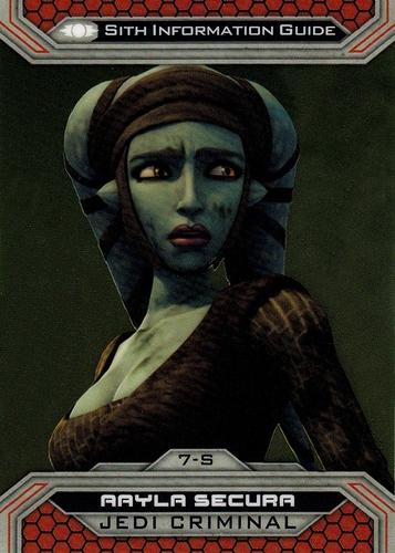 Chrome Perspectives Jedi vs  Sith #07S (1)