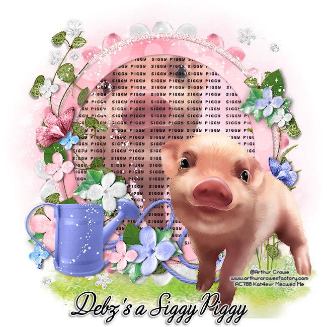 Who's a Siggy Piggy Debzac10-vi
