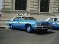1976 Pontiac Catalina NYPD Highway Patrol car