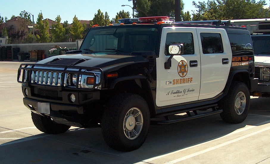 CA - Los Angeles County Sheriff