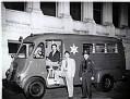 CA - Riverside County Sheriff 1950s transport van
