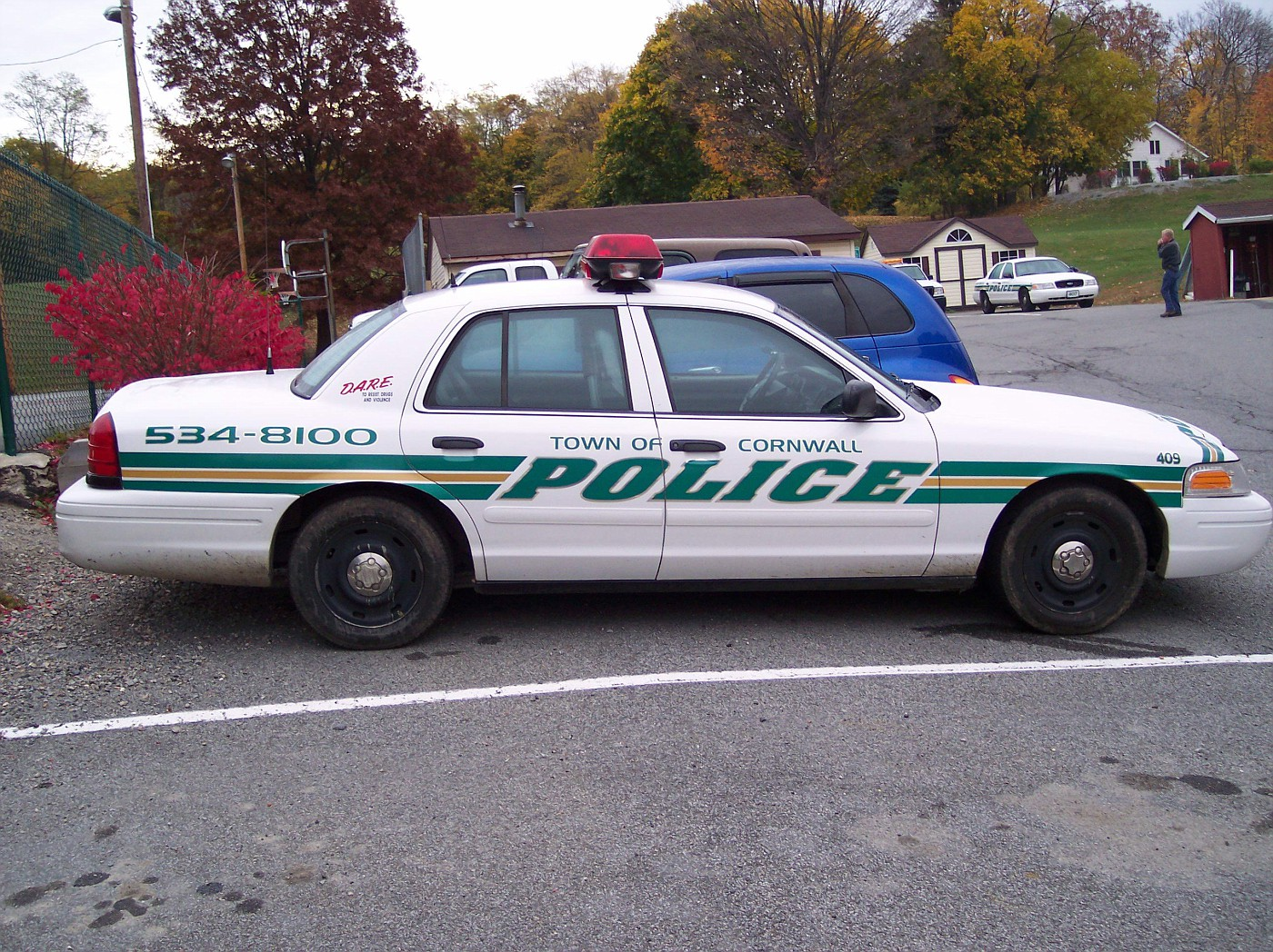 NY - Cornwall Police