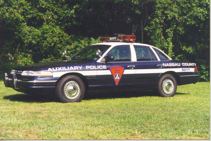 NY - Nassua Co. Auxiliary Police