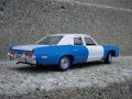 ERTL's 1/18 scale diecast Bluesmobile
