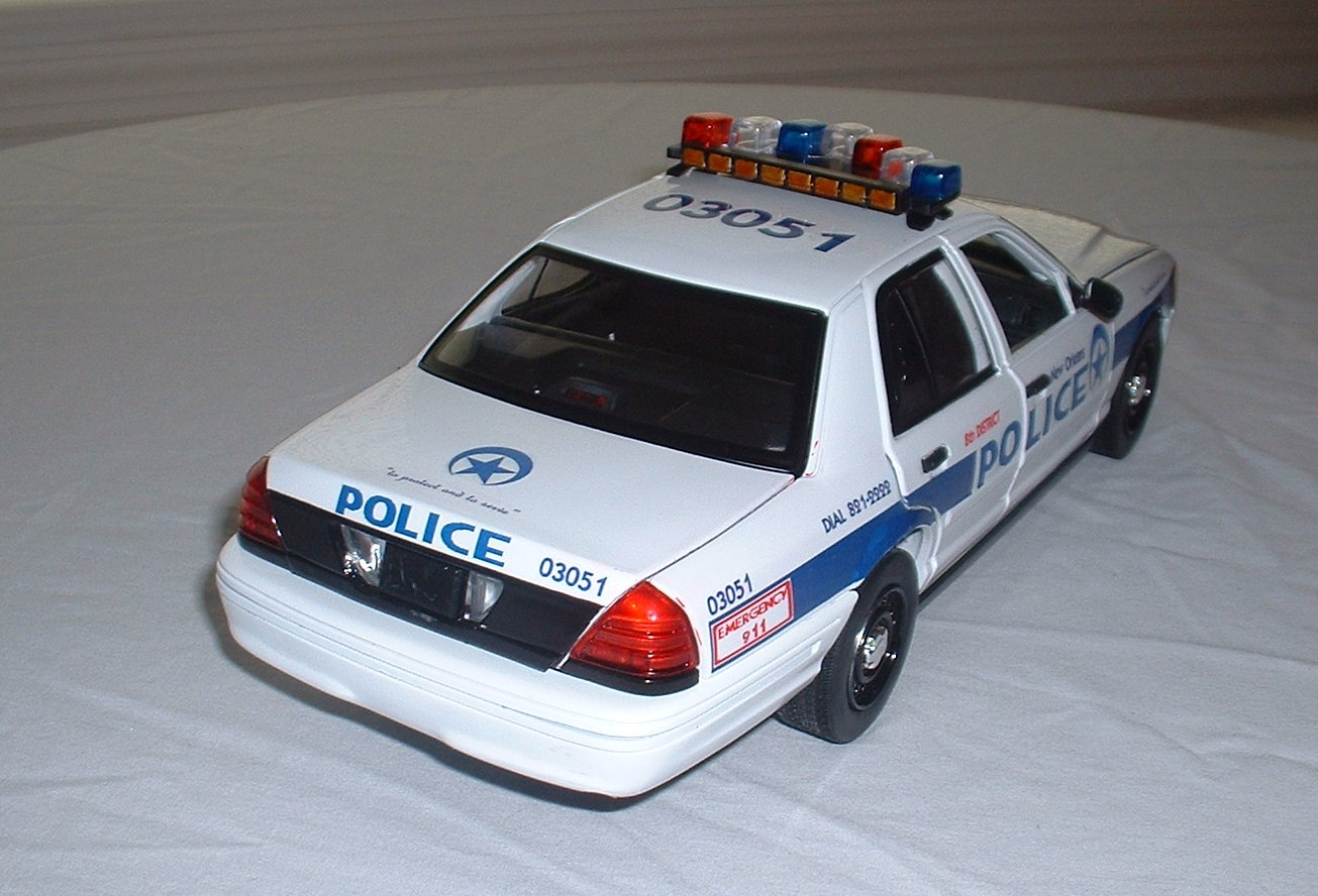 New Orleans PD