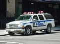 Port Authority Police Tahoe