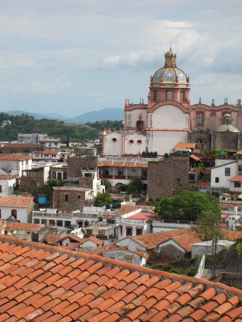 Another Generic View of Taxco