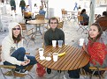 Alaina, Aaron and Vicki