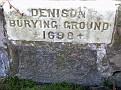 MYSTIC - DENISON BURIAL GROUND - 02