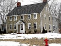 EAST HARTFORD - GILMAN-HAYDEN HOUSE 1784