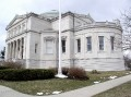 BRANFORD - JAMES BLACKSTONE MEMORIAL LIBRARY (*) W/HISTORY